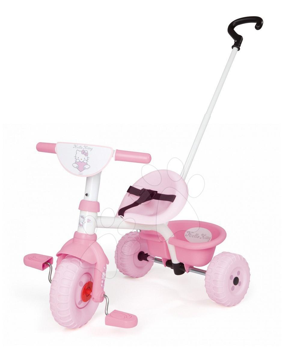 Trojkolka Be Fun Hello Kitty Smoby ružová od 15 mes