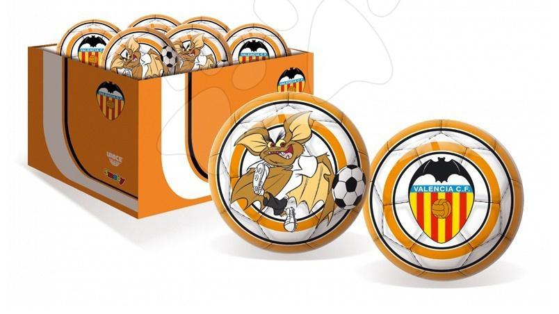 Sportovní míče - Pryžový míč FC Valencie Unice 15 cm