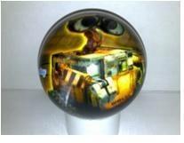 Rozprávkové lopty - Lopta Wall-E Unice 15 cm