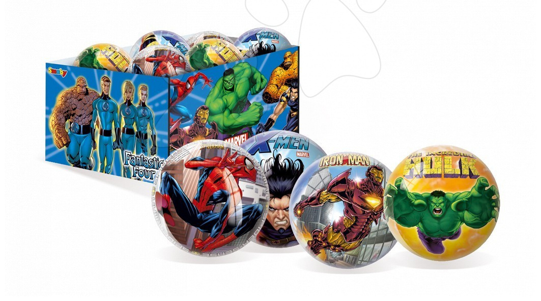 Žoga Marvel Unice 15 cm