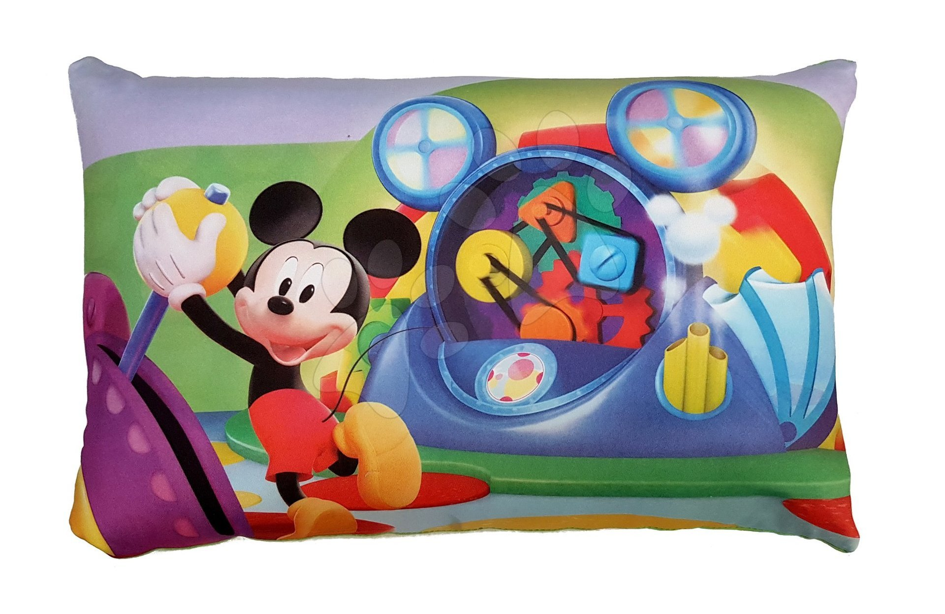 Polštář Mickey Mouse mechanik Ilanit 42*28 cm