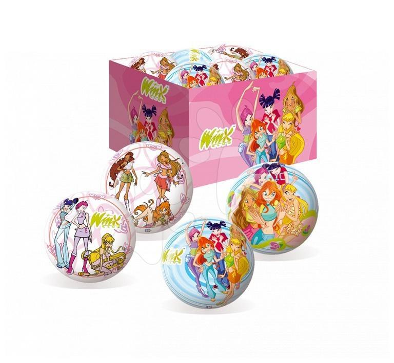 Pohádkové míče - Míč Winx Unice 15 cm