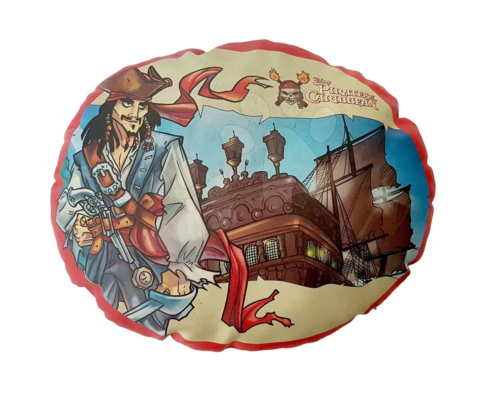 Pernă piraţi Ilanit roşu 16*14 cm