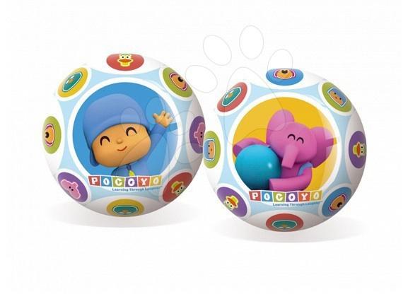 Pohádkové míče - Míč Pocoyo Unice 15 cm