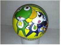 Pohádkové míče - Míč Keroro Unice 15 cm