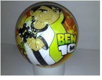 Míč Ben 10 Unice 15 cm