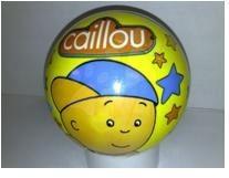 Pohádkové míče - Míč Caillou Unice 15 cm
