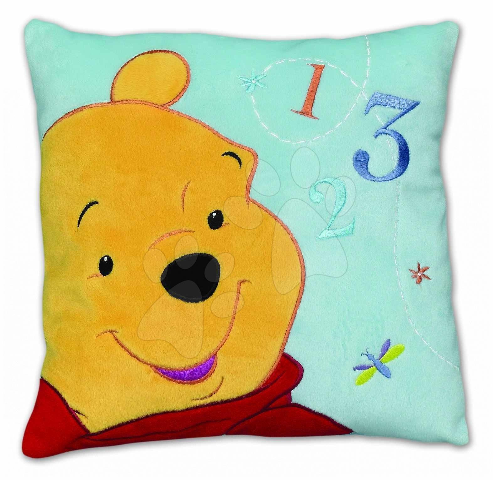 Medvídek Pooh polštářek Ilanit 36 cm