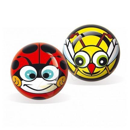 Pohádkové míče - Míč Zvířátko Unice 15 cm včelka/beruška 15 cm včelka/beruška