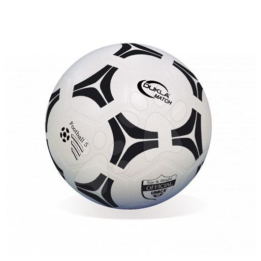 Sportovní míče - Fotbalový míč Dukla Match Unice 22 cm silná guma