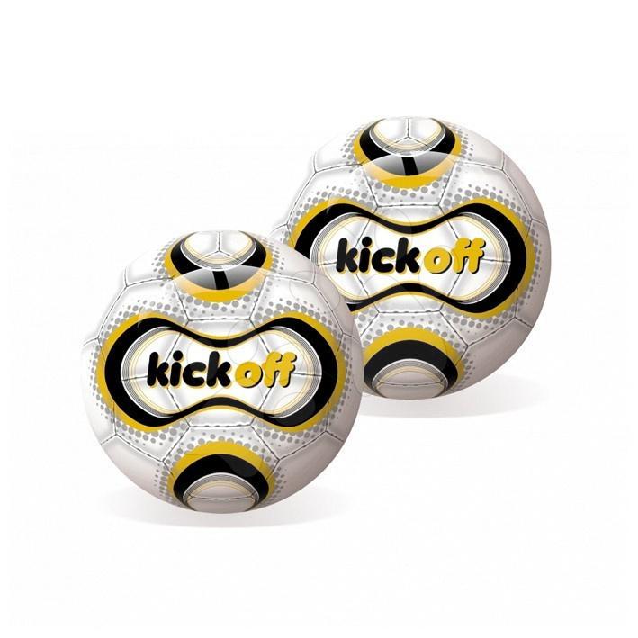 Sportovní míče - Fotbalový míč Kick Off Unice 22 cm silná guma