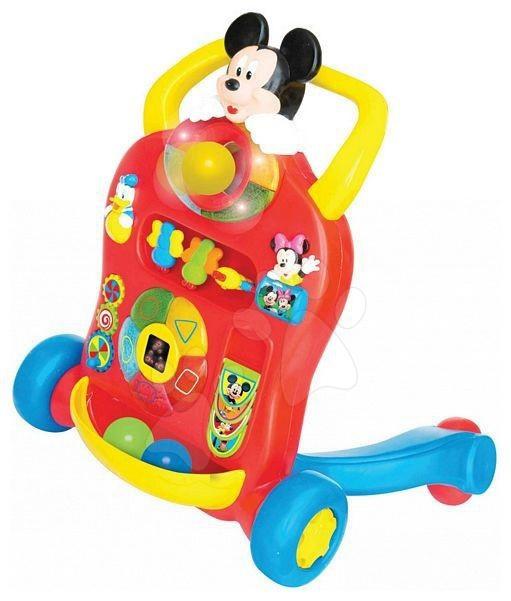 Kiddieland 39933 chodítko Mickey s funkciami zvukové a svetelné,