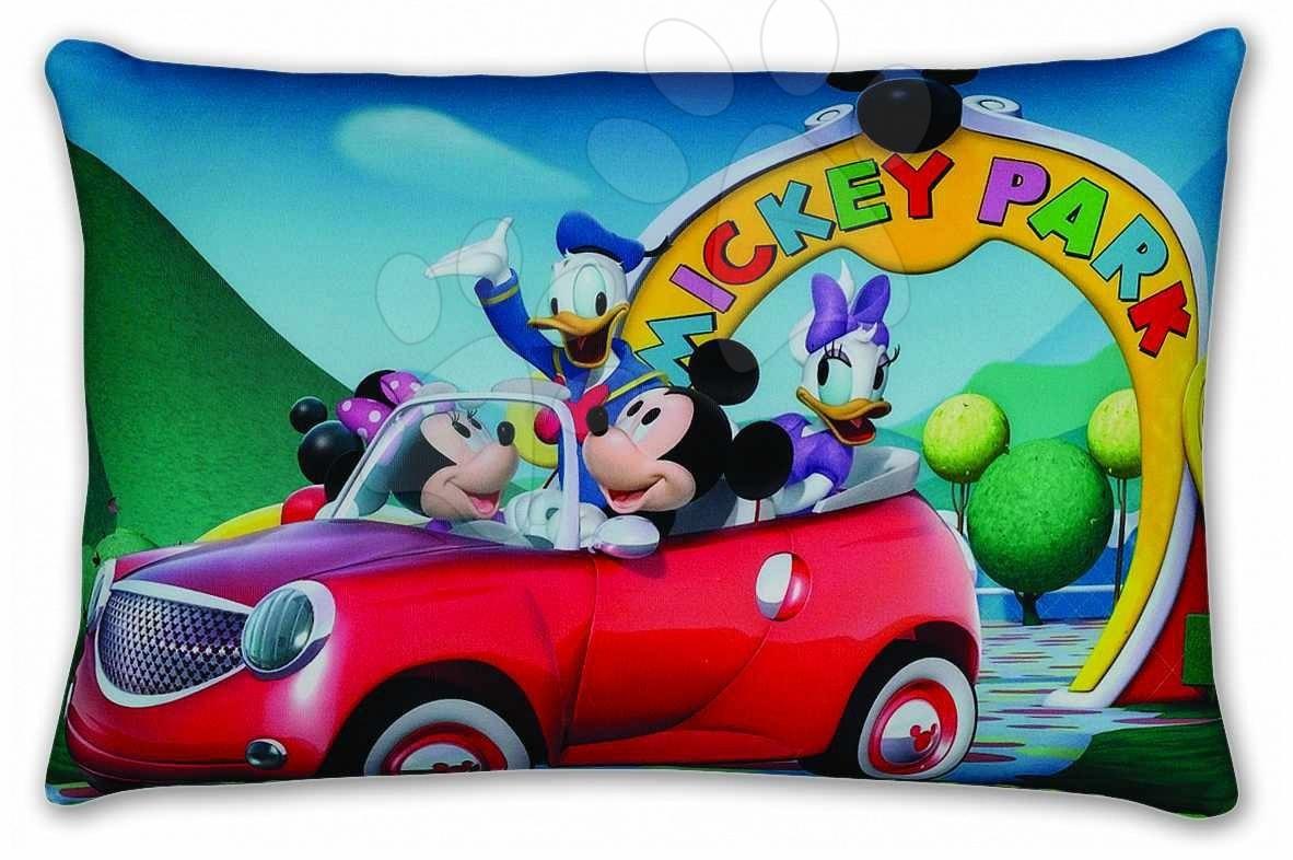 Polštářek WD Mickey Mouse Ilanit s mikrokuličkami