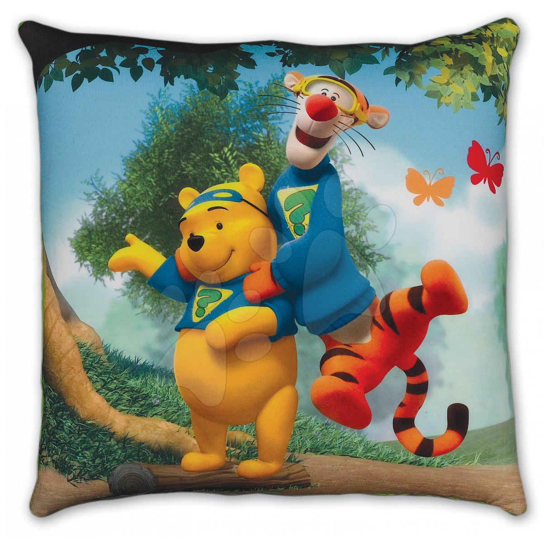 Pernă din pluş Winnie the Pooh microbeans-Tigru Ilanit