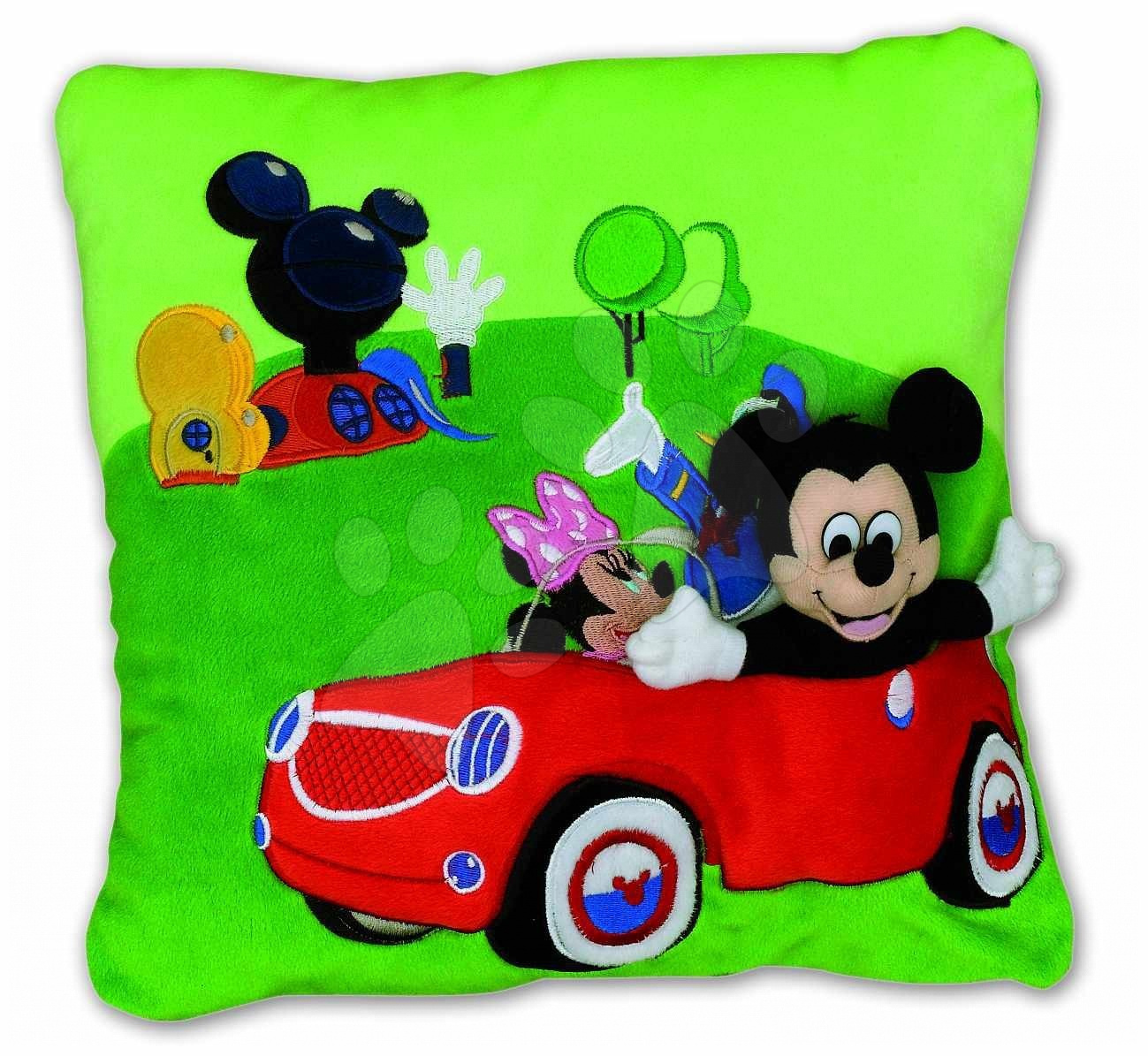 Vankúšik Klasika Mickey Mouse Ilanit