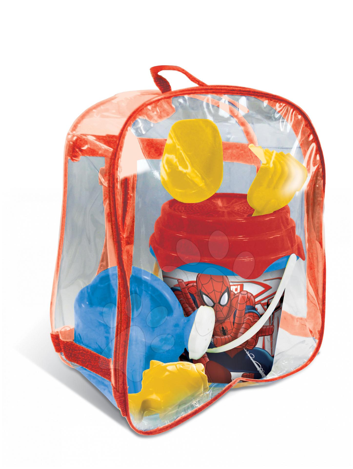 Batoh Mondo s kbelík setem Spiderman