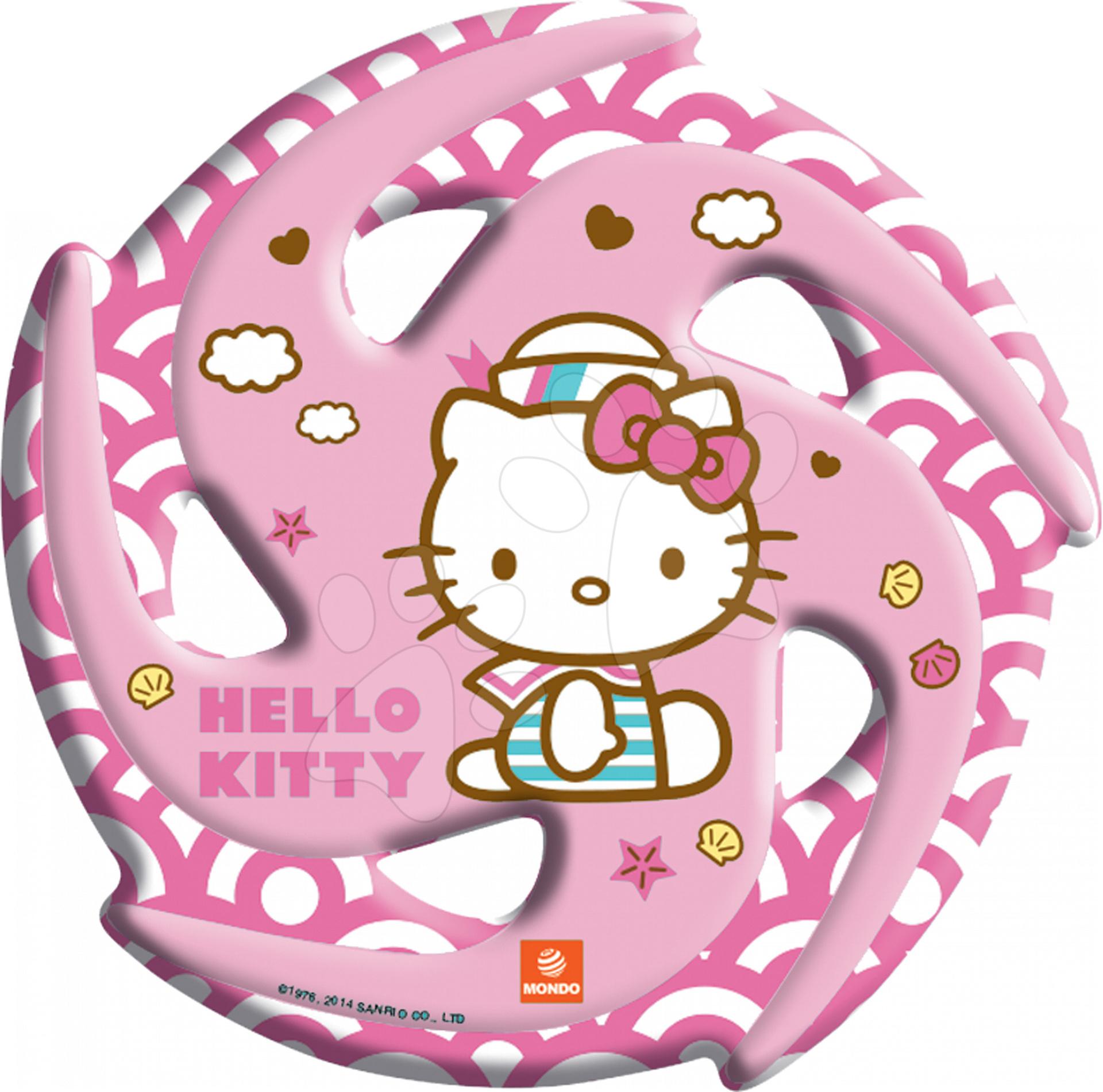 Staré položky - Lietajúci tanier Hello Kitty Mondo priemer 21 cm