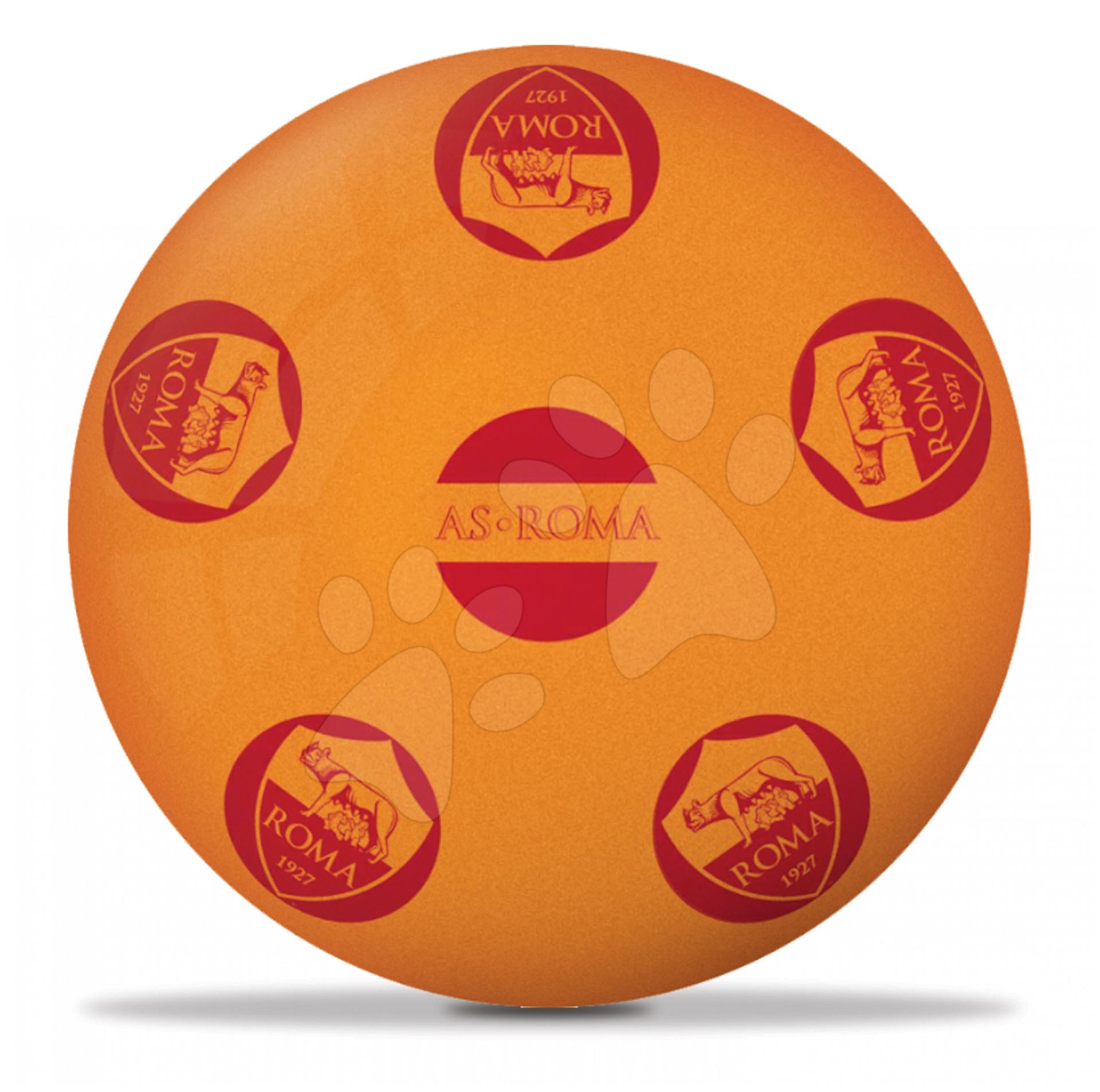 Staré položky - Penová lopta A.S. Roma Mondo oranžová 20 cm