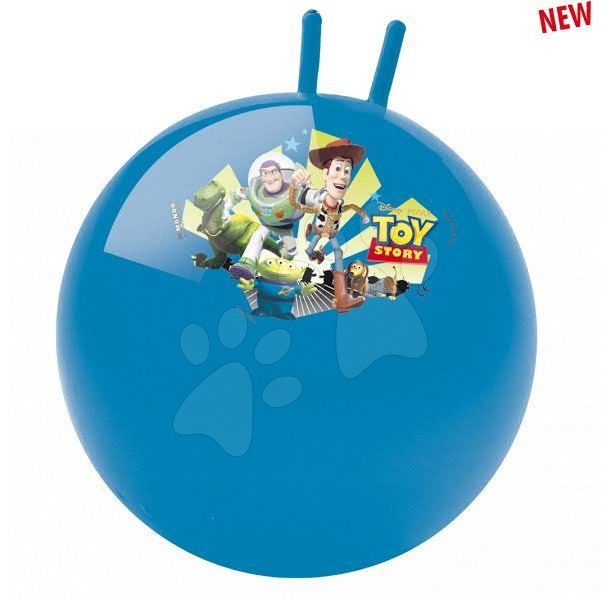 Detské skákadlá a hopsadlá - Lopta na skákanie Kangaroo Toy Story Mondo 50 cm