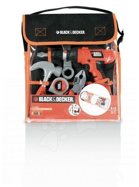 Staré položky - Black&Decker taška s náradím Smoby