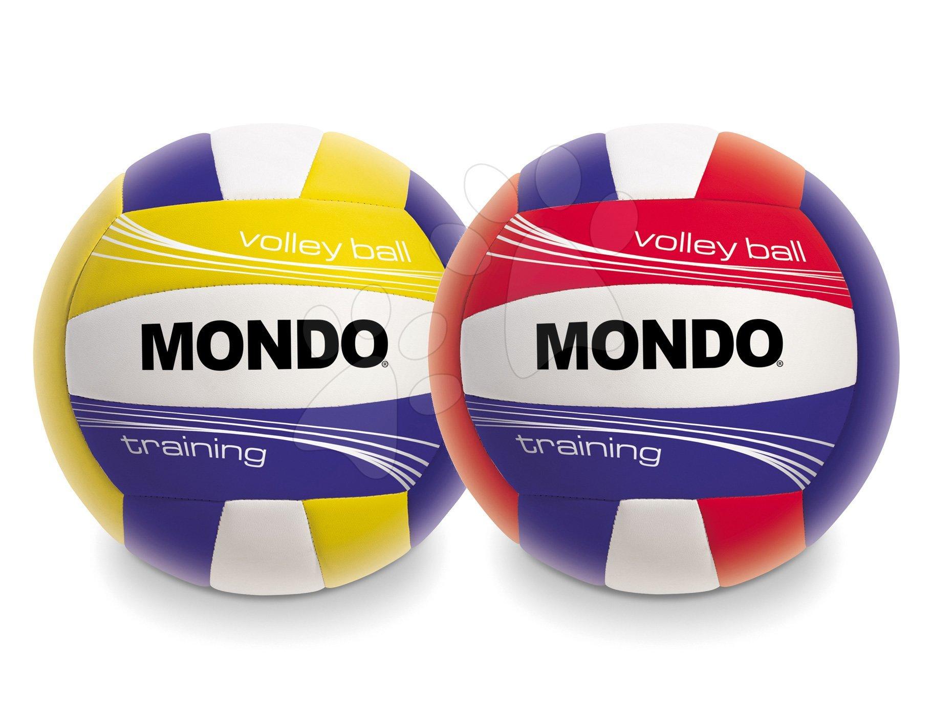 Volejbalový míč šitý Volley Training Mondo velikost 5