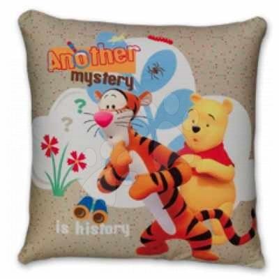 Perne de pluș - Pernă mică WD Winnie The Pooh Ilanit 36*36 cm