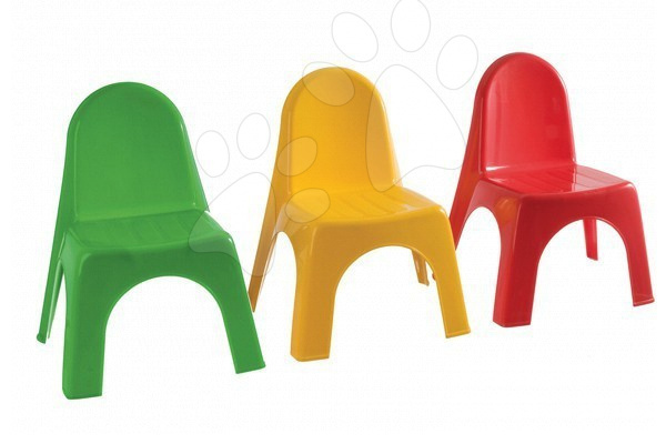Detský záhradný nábytok - Stolička Alice Starplast lesklá