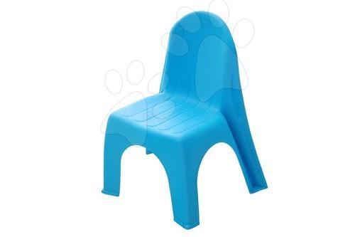 Židle Alice Starplast matná modrá