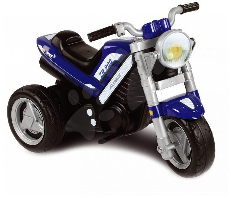 Motorka Roadster na batériu Soby modrá od 24 mes