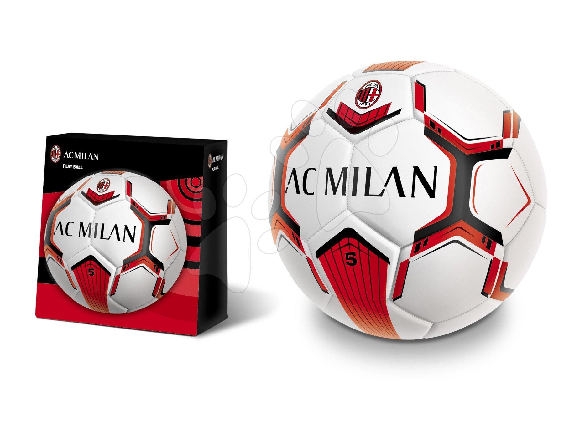 Focilabda varrott A.C.Milan Pro Mondo mérete 5