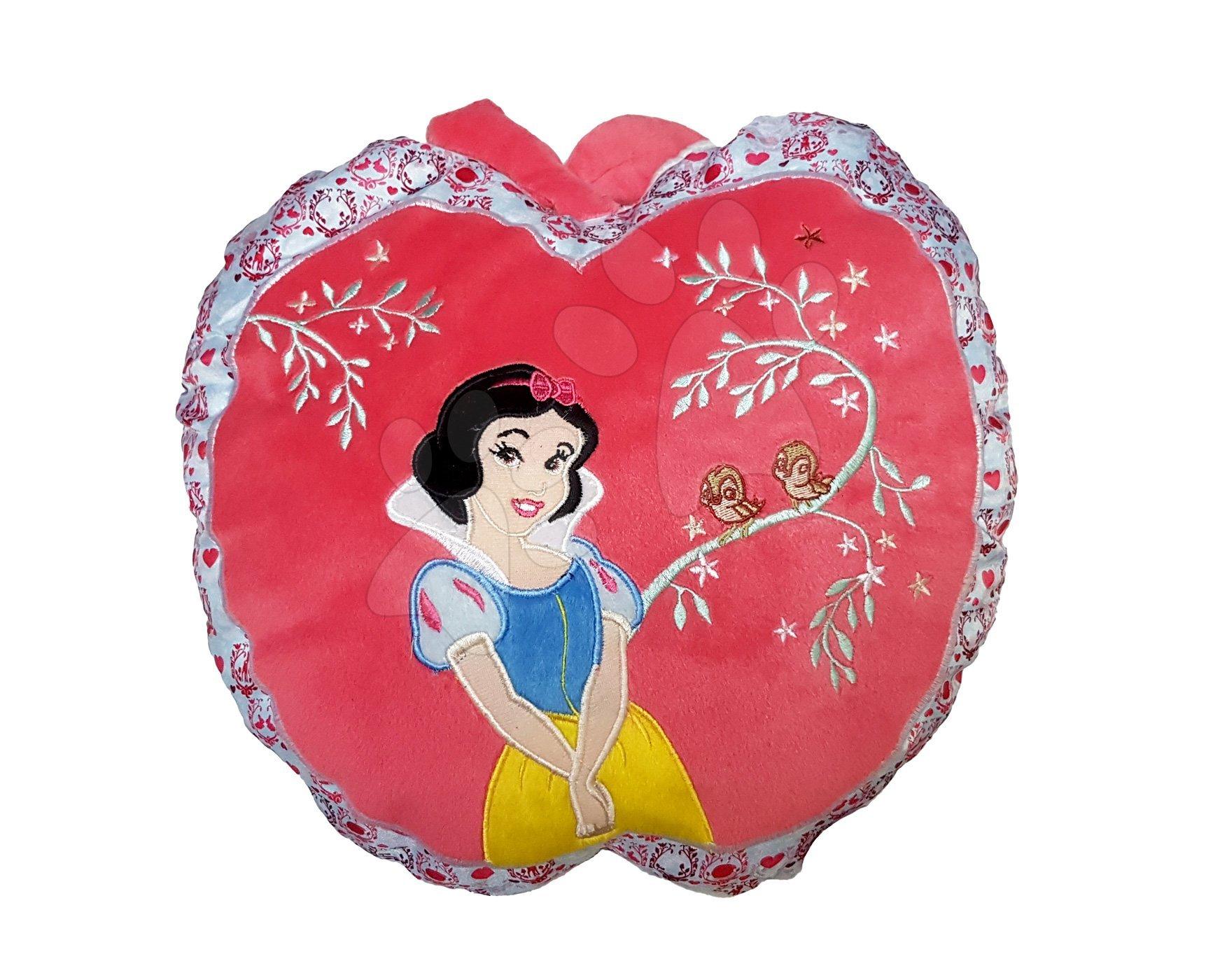 Blazina WD Princeske Sneguljčica Ilanit jabolko 36 cm rožnata