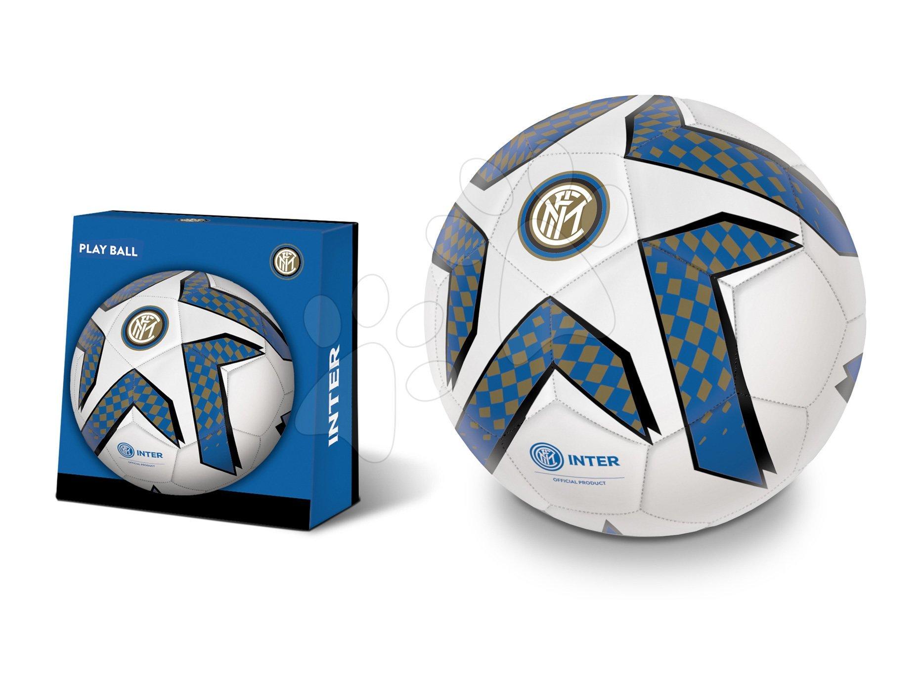 Focilabda varrott Inter Milan Pro Mondo méret 5