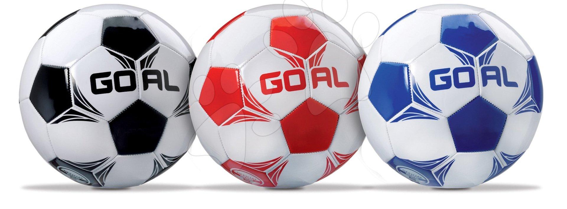 Focilabda varrott Goal Mondo méret 5
