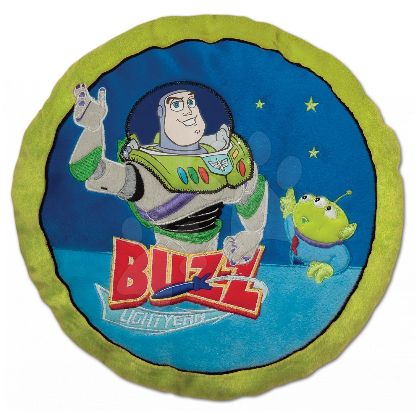 Vankúšik Toy Story 3 Ilanit okrúhly 36 cm