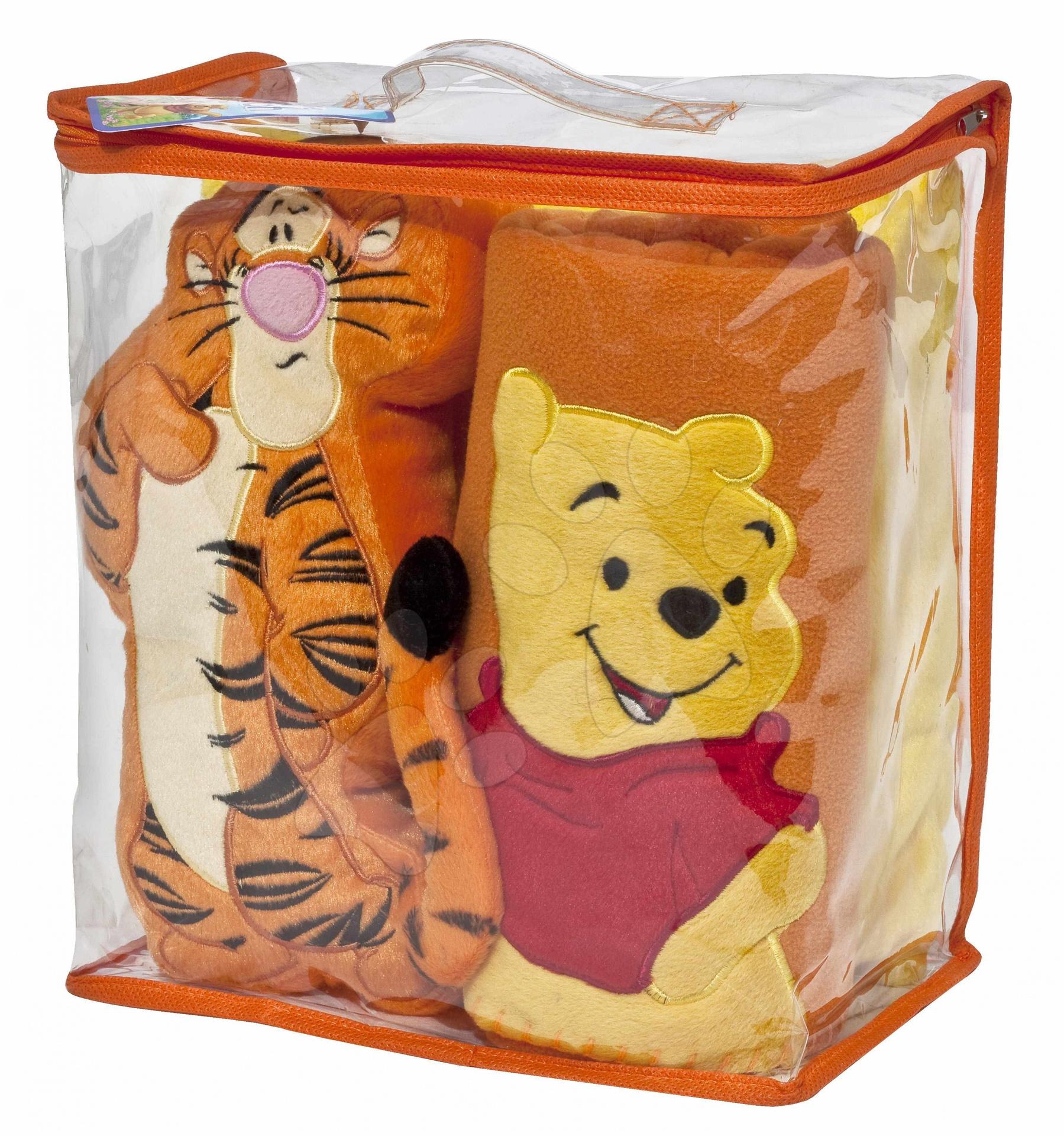 Tigr and Blanket Ilanit 100*70 cm