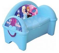 Pohovka a úschovna hraček FROZEN PalPlay fialová od 24 měsíců