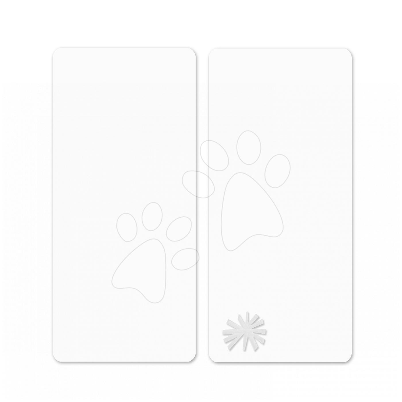 Napínacie prestieradlo do postieľky toTs-smarTrike kvety 2 kusy 100% predpraná bavlna od 0 mesiacov