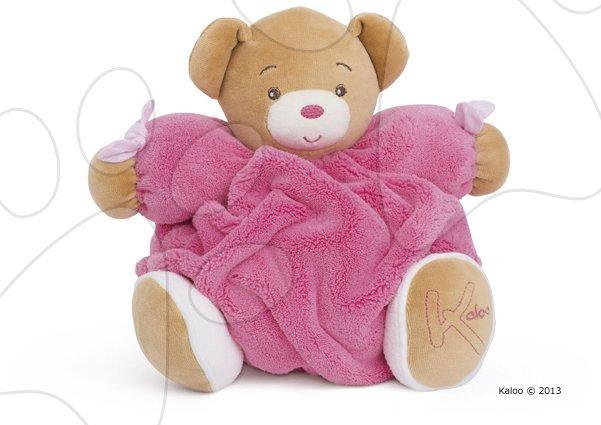 Kaloo plyšový macko Plume-Raspberry Bear 962300 ružový