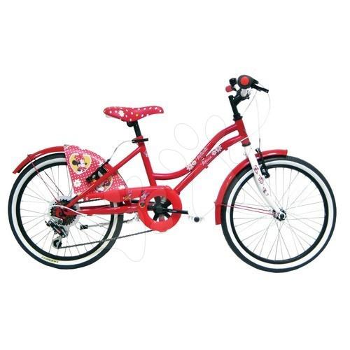 Trojkolky na reťazový pohon - Bicykel Minnie 20 Mondo so 6 prevodmi a Shimano komponentmi od 5 rokov