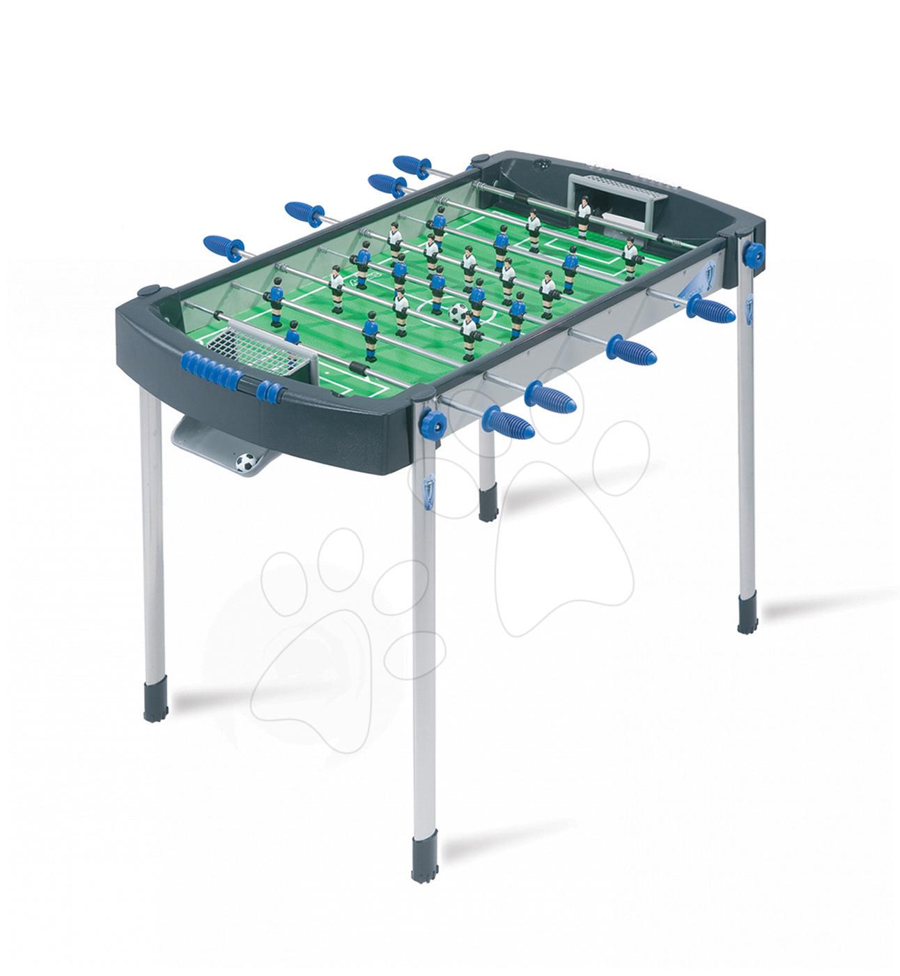 Futbalový stôl Challenger Smoby s 2 loptičkami od 6 rokov