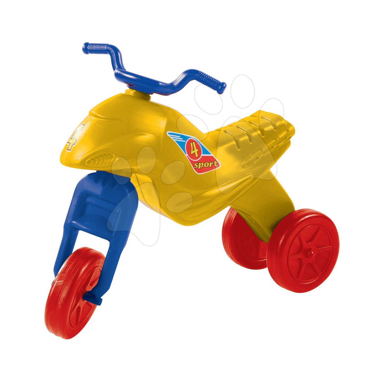 Odrážadlo SuperBike Maxi Dohány žlté