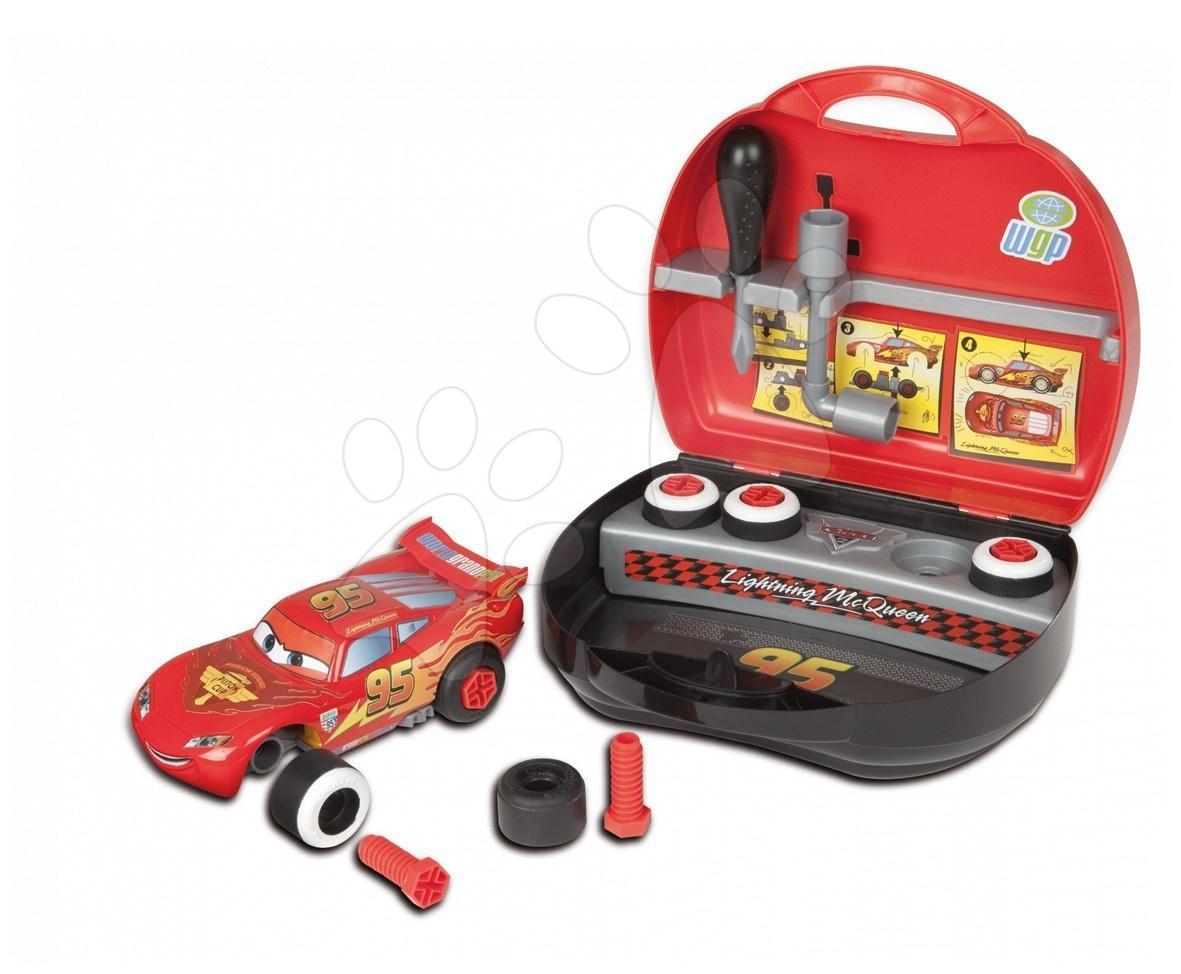 Régi termékek - Szerelő doboz Verdák 2 Smoby