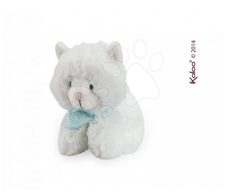Plyšové kotě Coco Les Amis-Chaton Kaloo 12 cm v dárkovém balení pro nejmenší