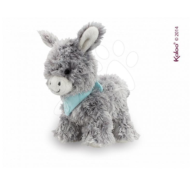 Plyšové zvieratká - Plyšový somárik Régliss Les Amis-Anon Kaloo 12 cm v darčekovom balení pre najmenších