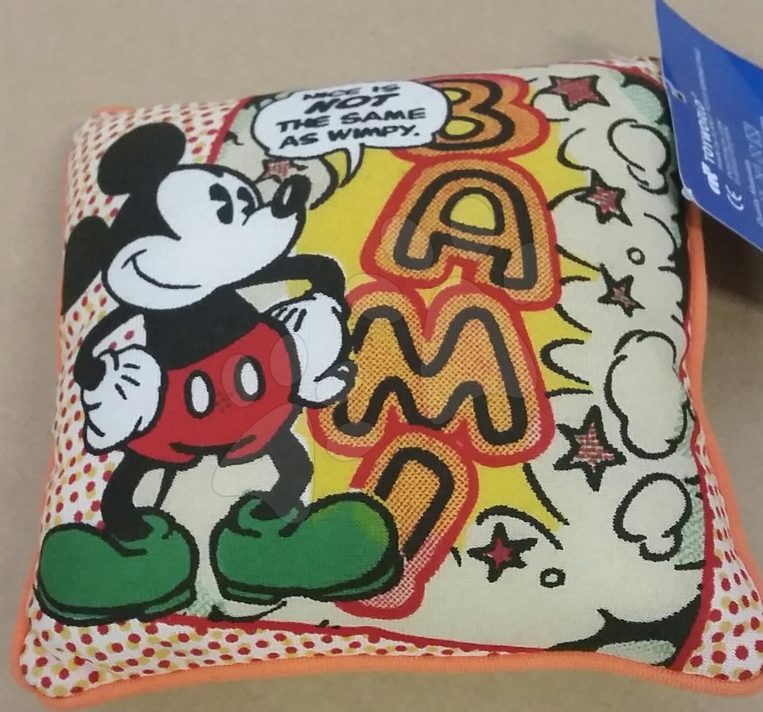 Polštářek WD Mickey Mouse Ilanit barevný