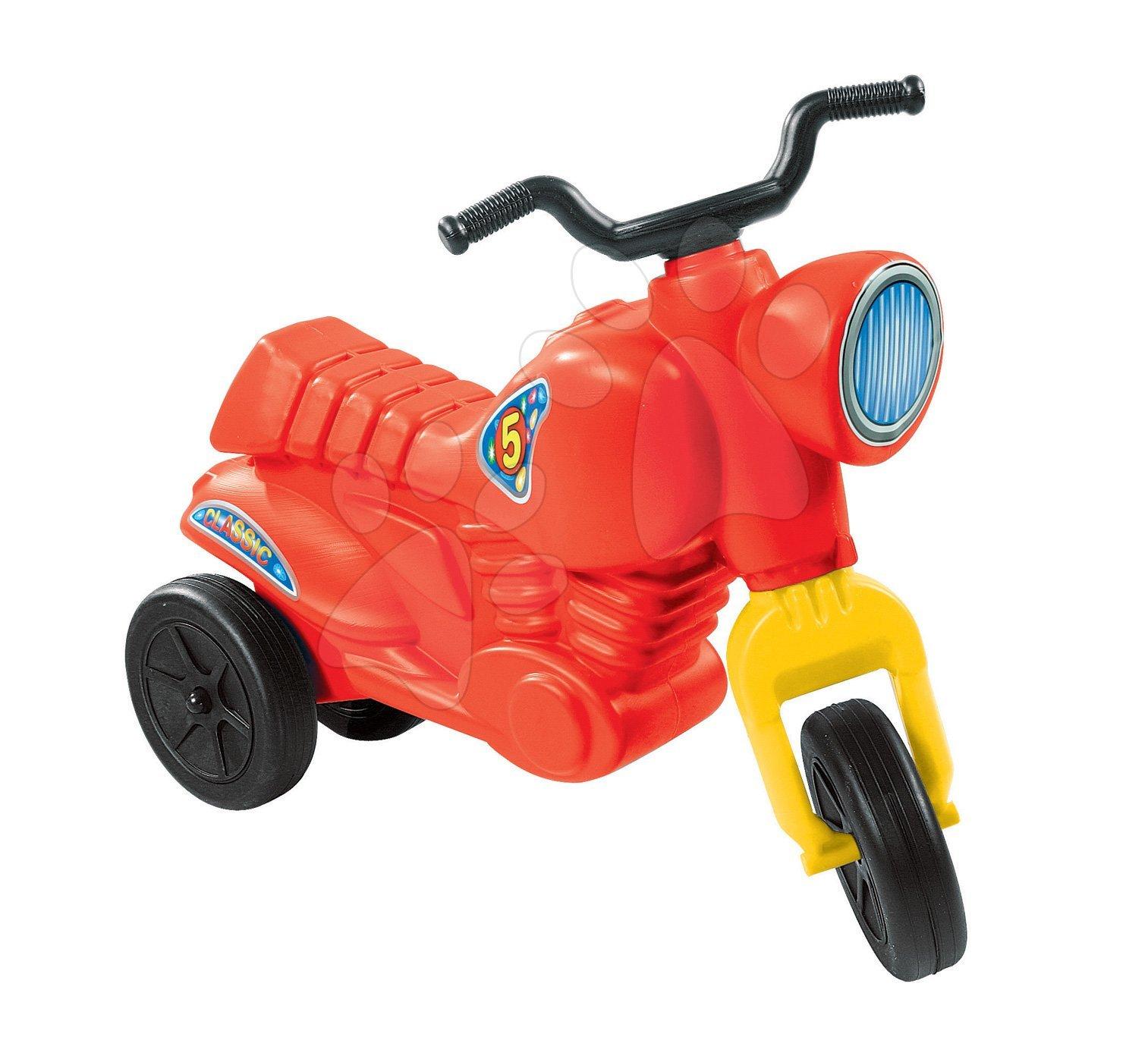 Motorky - Odrážedlo Classic 5 Motor Dohány červené