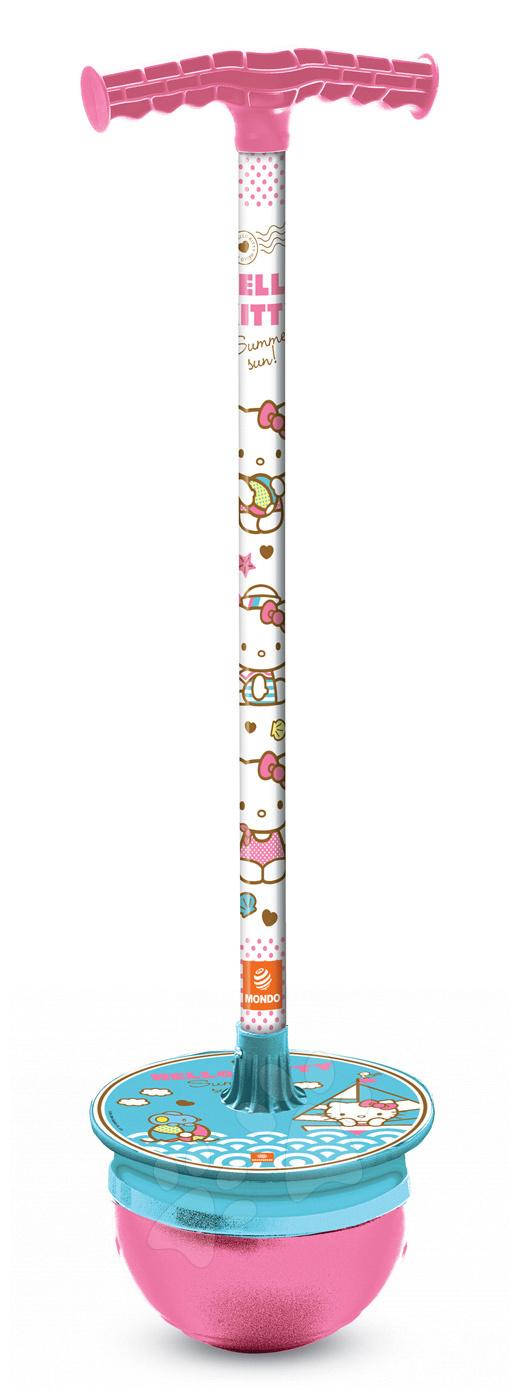 Dětská skákadla a hopsadla - T-Ball na skákání Hello Kitty Mondo 92 cm od 4 let