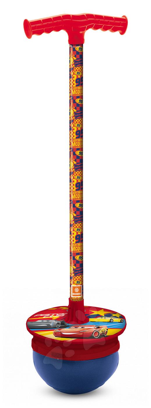Dětská skákadla a hopsadla - T-Ball na skákání Auta Mondo 92 cm od 4 let