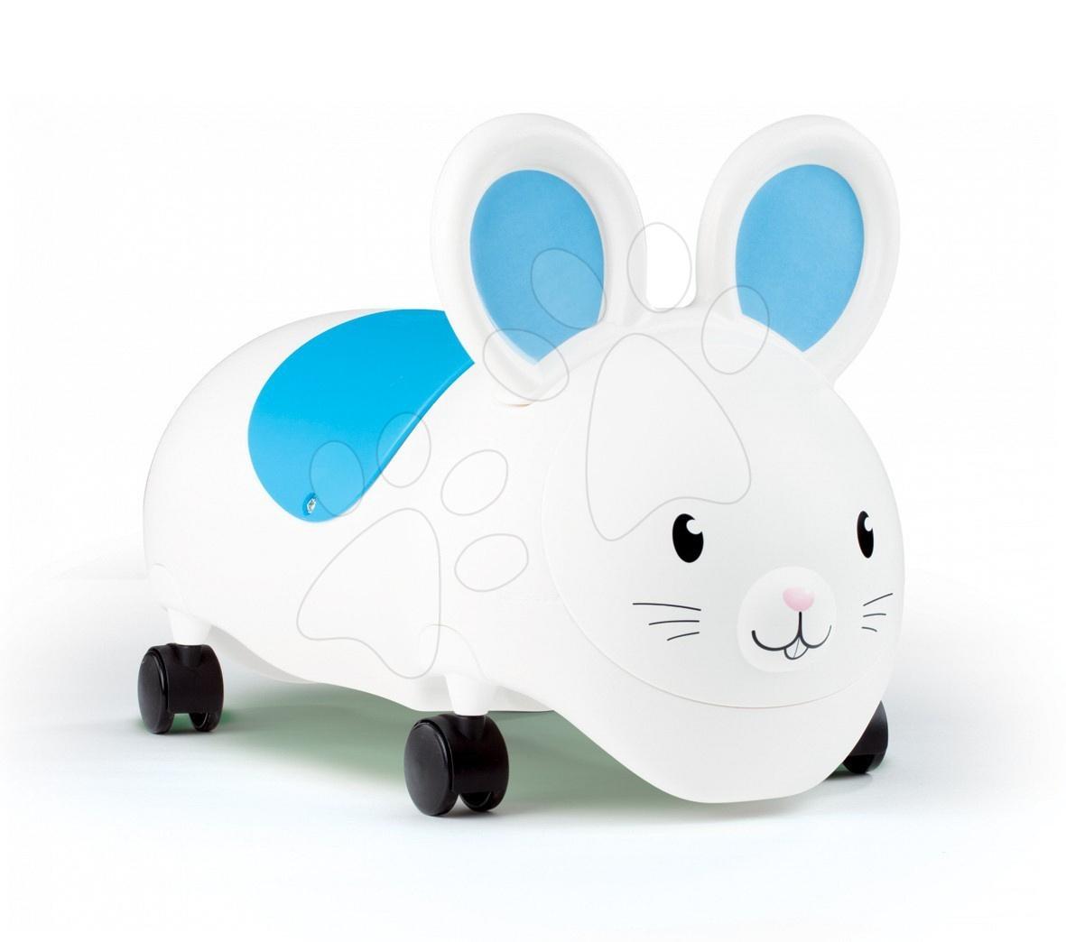 Staré položky - Odrážadlo myška Smoby Happy Zoo Mouse Ride-On od 12 mes