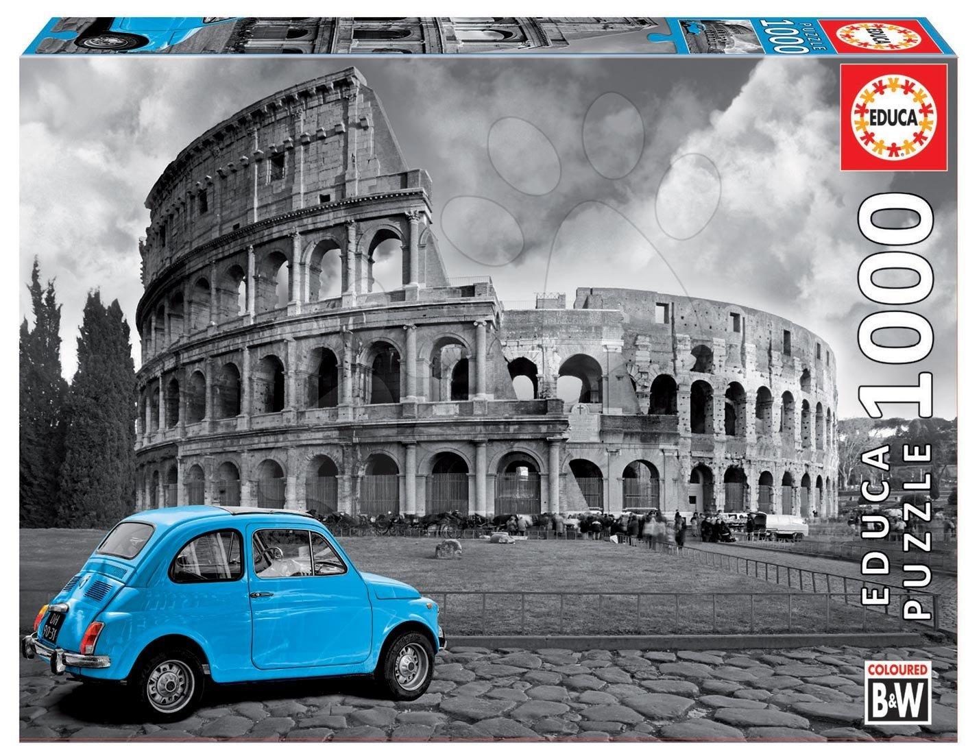 Puzzle Coloseum Rome Educa 1000 dielov od 12 rokov